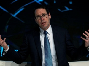 Randall Stephenson, chairman and CEO of AT&T.