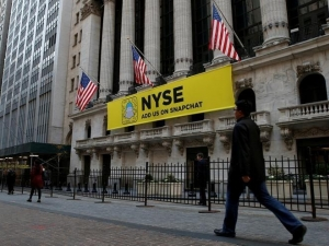 Snap will list on the New York Stock Exchange.