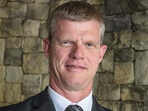 Eskom's new interim CEO Sean Maritz