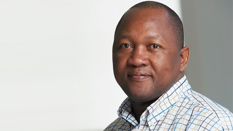 Andile Ngcaba, founder and chairman of Convergence Partners.
