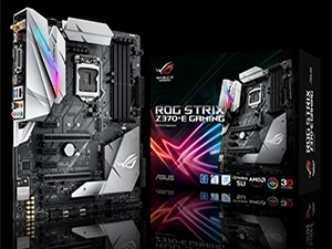 The Asus Z370 chipset, which was introduced in SA this week.
