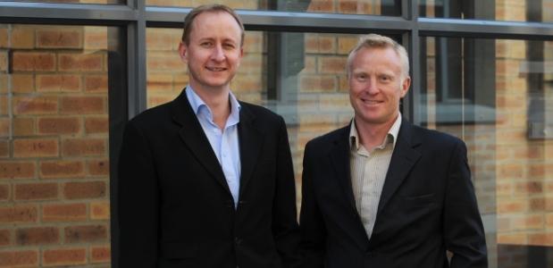Bruce von Maltitz and Jed Hewson.