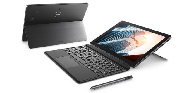 Dell Latitude 5285 2-1 - a detachable hybrid tablet.