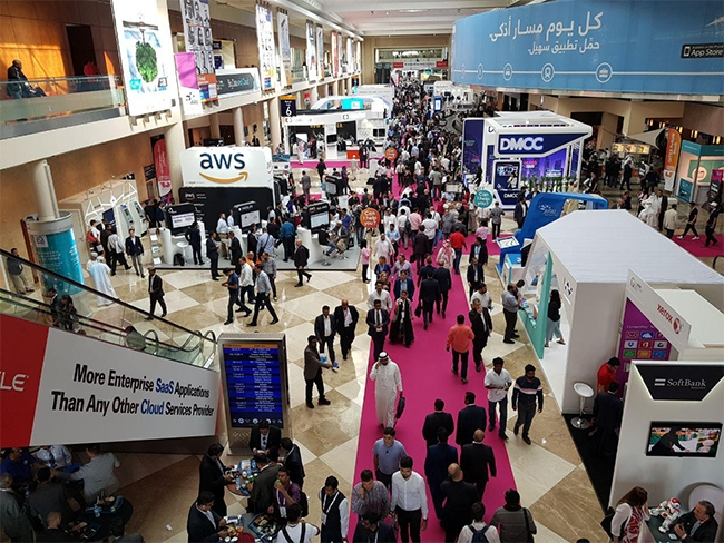 Some 147 133 people attended GITEX 2017.