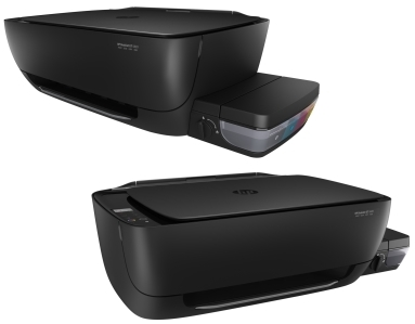 HP's new DeskJet GT 5820.