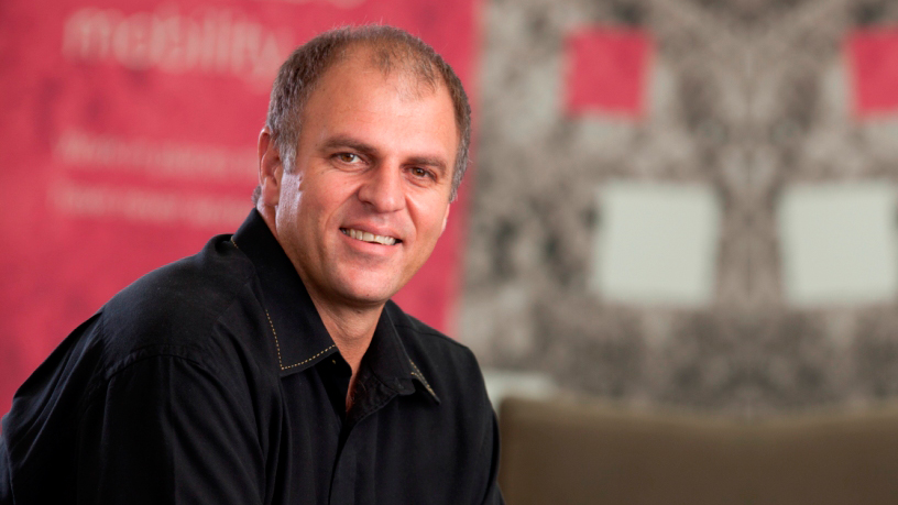 Gert Schoonbee, MD at T-Systems South Africa