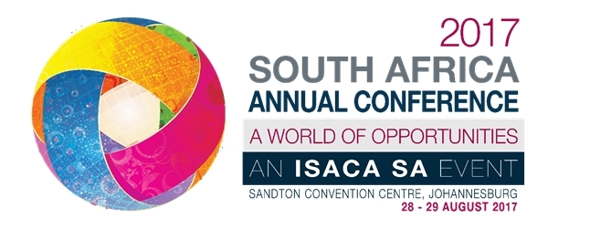 ISACA South Africa Annual Conference.