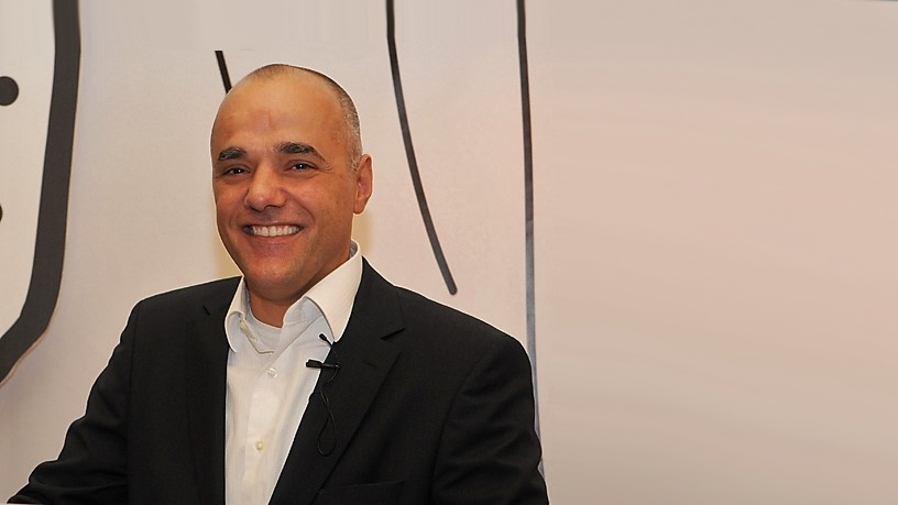 Nikitas Glykas, president of HTC Middle East and Africa.
