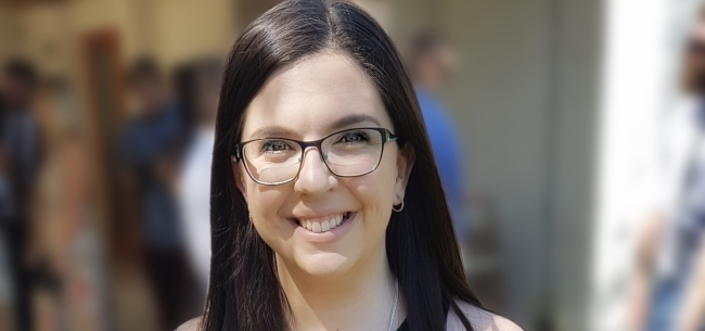 Rebecca Franks, Android Engineering Lead at DVT & Google Developer Expert.