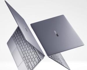 Huawei's Matebook X notebook.