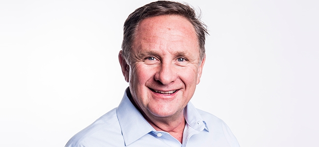 Richard van Rensburg, deputy CEO of Pick n Pay.