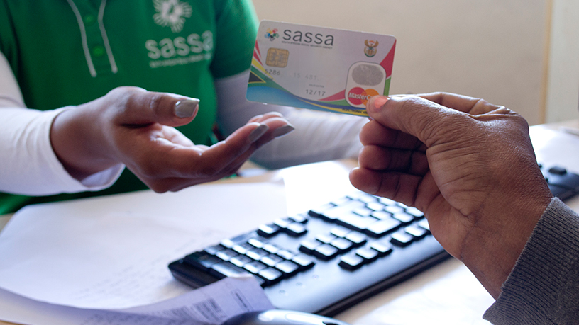 SAPO readies to distribute social security payments.