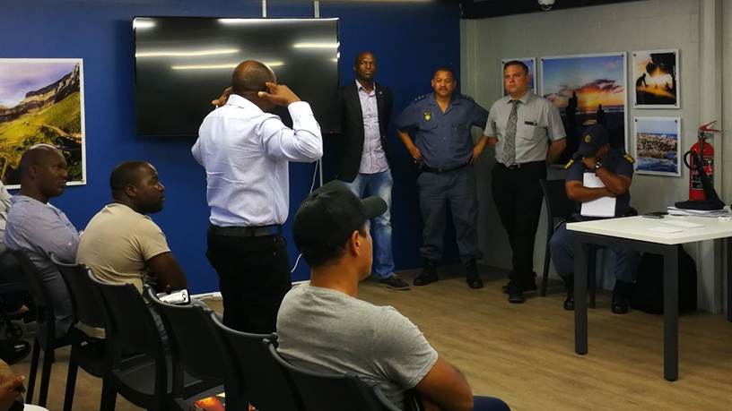 The Uber workshops aim to deliver meaningful safety content to drivers across SA.