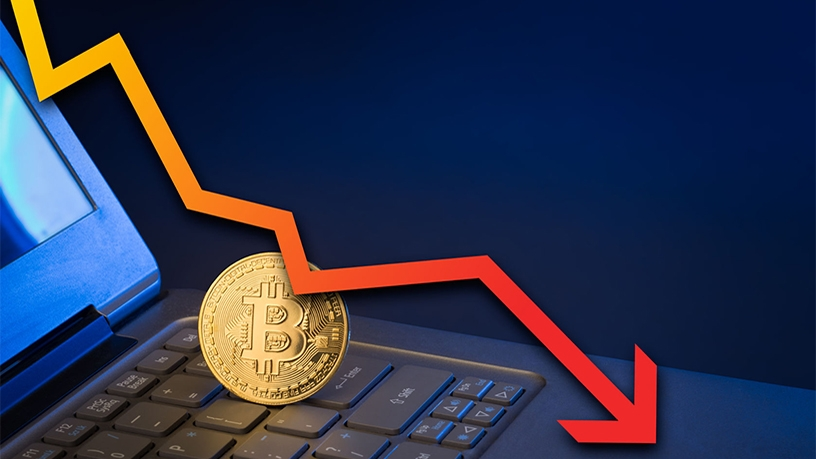 Bitcoin recently dropped $1 000 in less than 48 hours.
