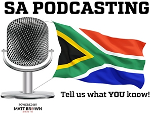How popular is podcasting in SA?