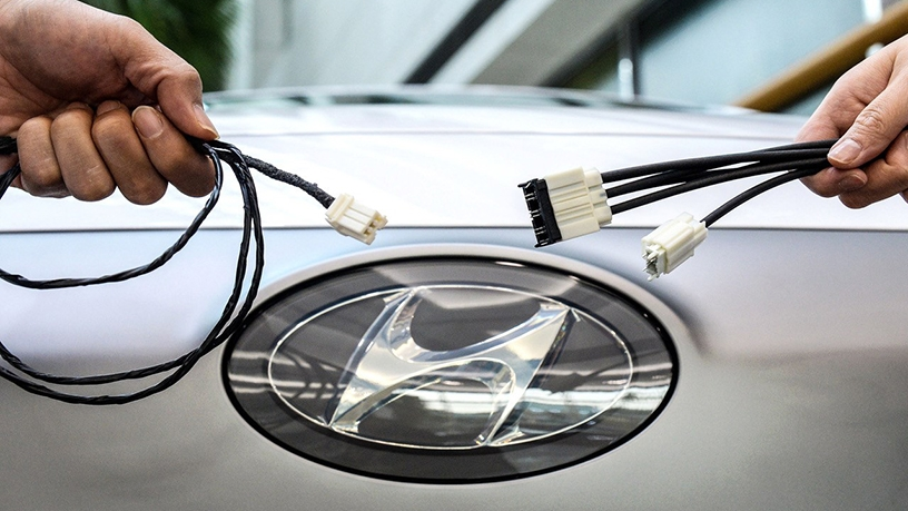 Hyundai and Cisco have partnered to create a hyper-connected car.